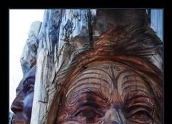 Enlace a El arte maorí, siempre tan alucinante *____*