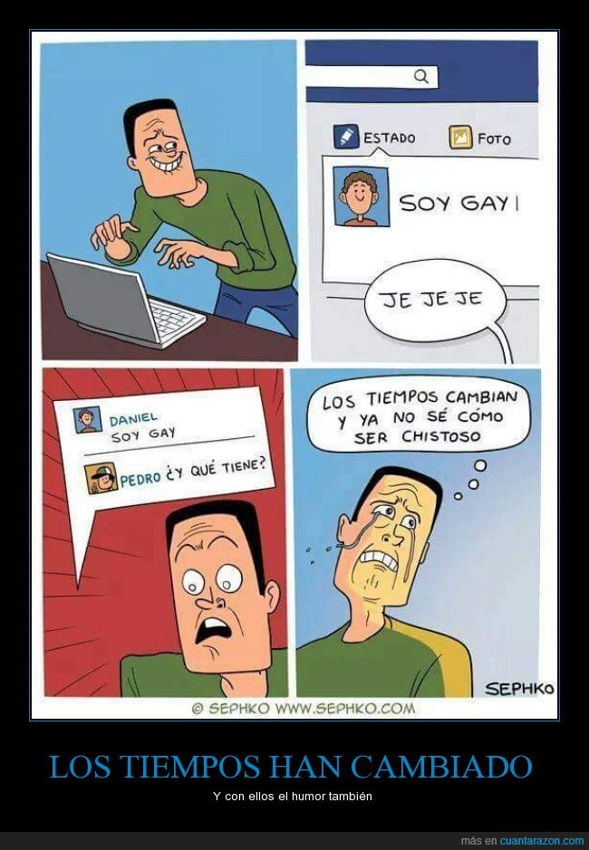 burla,chistos,estado,gay,generaciones,humor,reir,troll,trollear