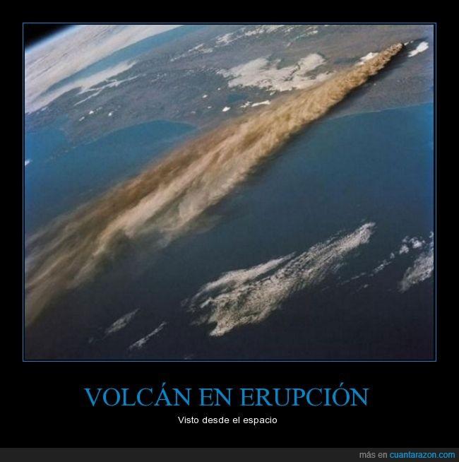 erupción,foto,planeta,satélite,volcán