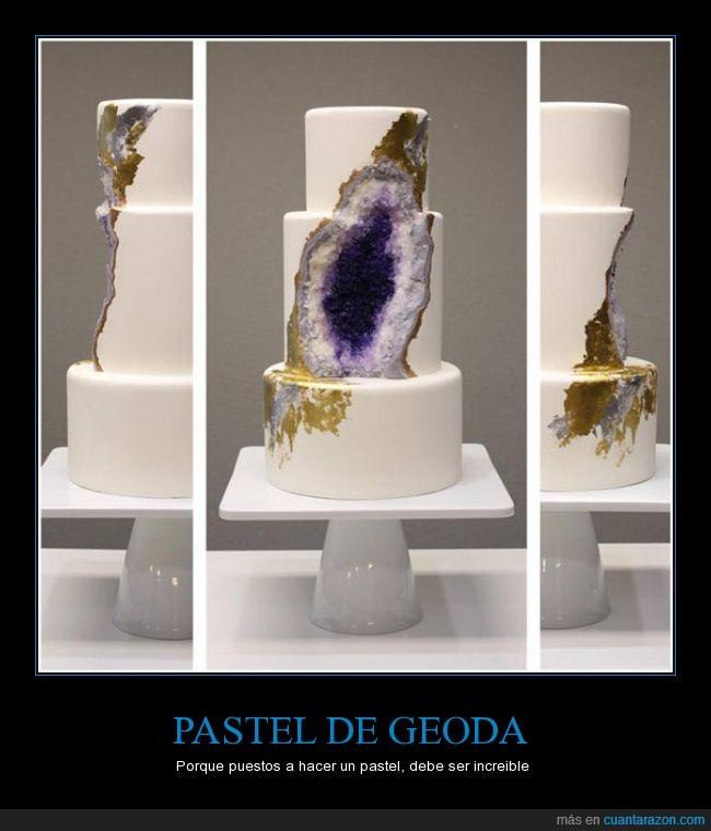 genial,geoda,increible,mineral,pastel,roca