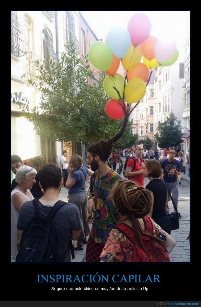 cabello,disney,estambul,globos,pixar,turquia,Up