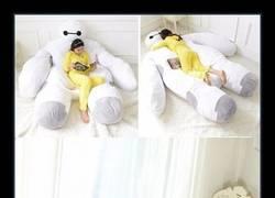 Enlace a Quiero esta cama de Baymax y la quiero ¡AHORA!