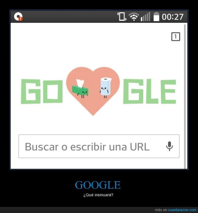 forever alone,google,san Valentín,tocamientos