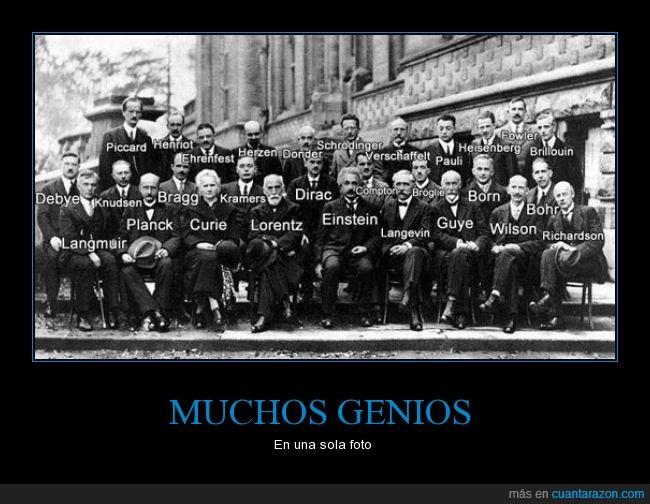 bohr,ciencia,cientificos,curie,einstein,fotografia,genial,planck