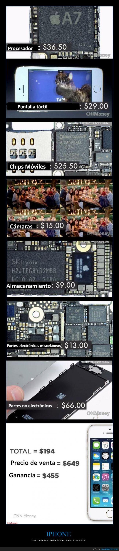 apple,caro,genial,iphone,partes,precio,valor