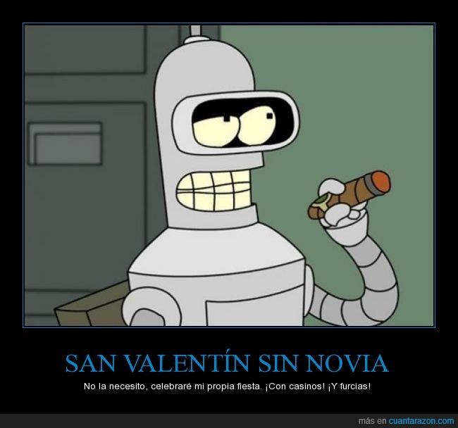 Bender furcias y casinos