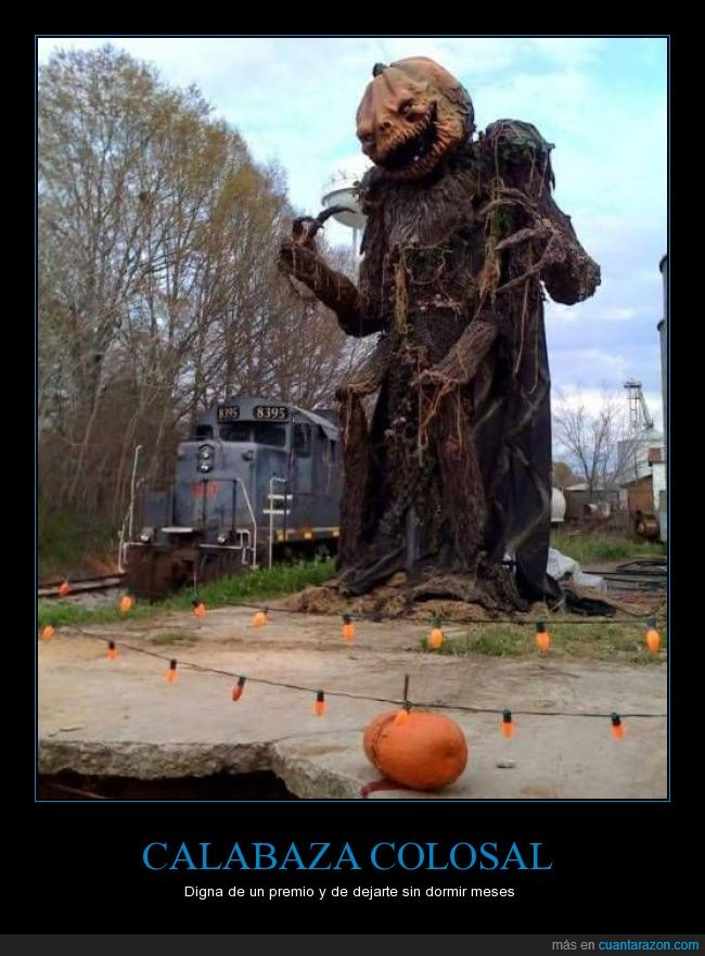 Calabaza,colosal,gigante,Halloween,miedo
