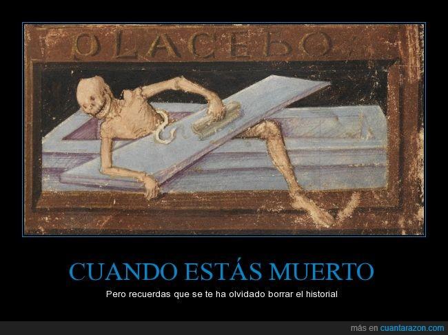 borrar,cadaver,cuerpo,historial,muerto,salir,tumba
