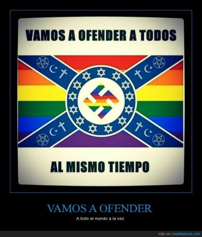 gay,nazi,Ofender,religión