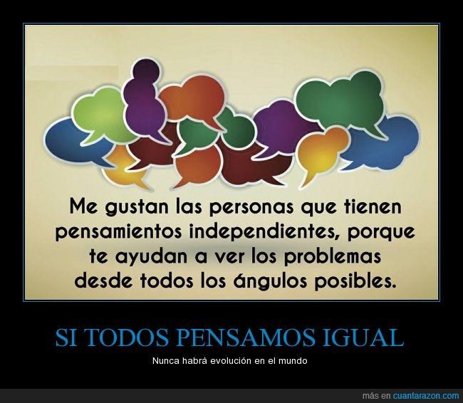 angulo,diferente,independente,pensamiento,persona,posible,problema