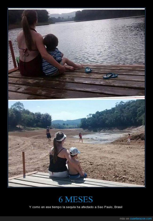 6,agua,brasil,genial,hijo,lluvia,meses,rio,sequia,tierra,triste