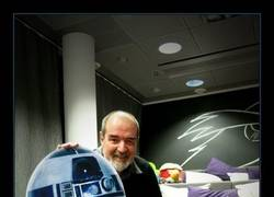 Enlace a Muere Tony Dyson, el creador del droide de ´Star Wars´ R2-D2