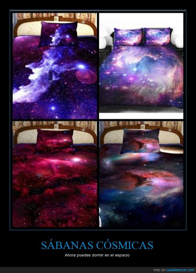 cosmico,edredon,espacio,funda,galaxia,genial,nebula,nordico,sabana
