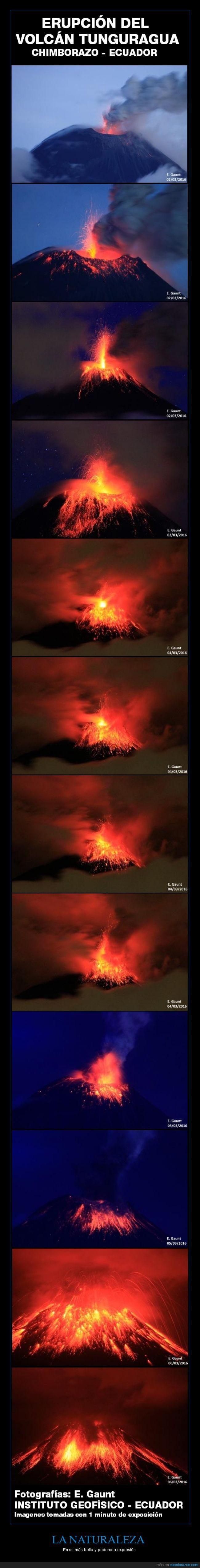 Ecuador,erupción,explosión,Tunguragua,volcán,Volcán Tunguragua