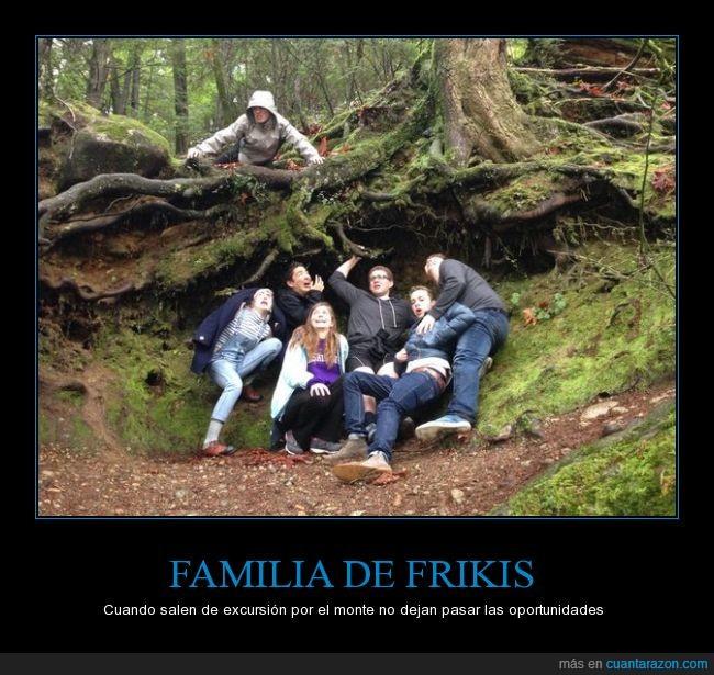arbol,El señor de los anillos,esconder,familia,frikis,geeks,hobbits,nazgul