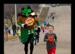 Enlace a Ese día Timmy empezó a correr y nunca paró