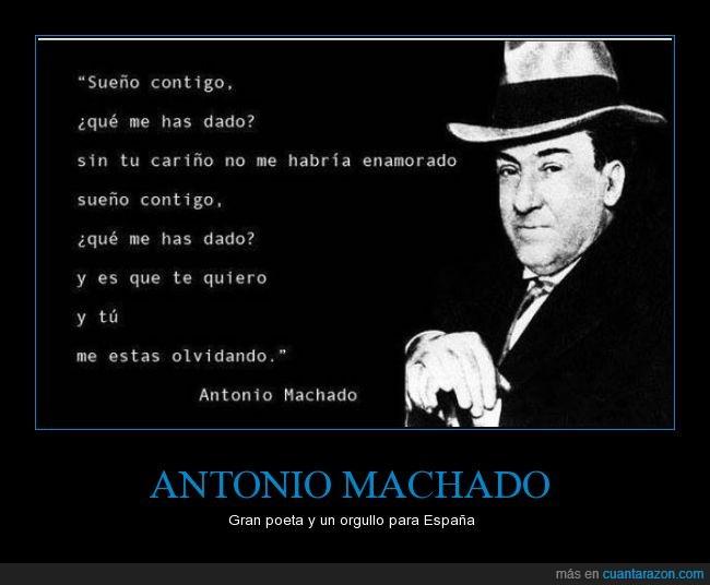 amor,Camela,Machado,poema,sueño contigo,Twitter