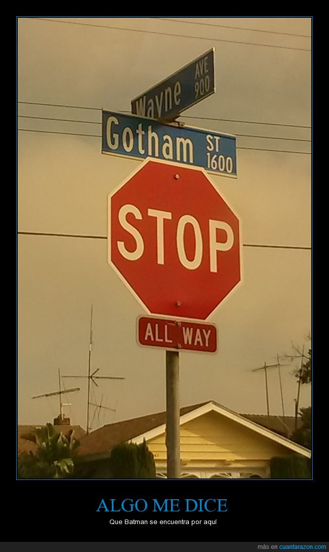 batman,calles,casa,cruce,Gotham,Wayne