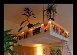 Enlace a Si tienes los techos altos, podrás ahorrar mucho espacio