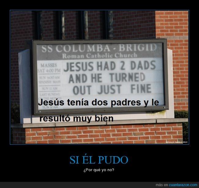 homo,hubo una igual en Canadá,iglesia de NY,jesús,niños,padres