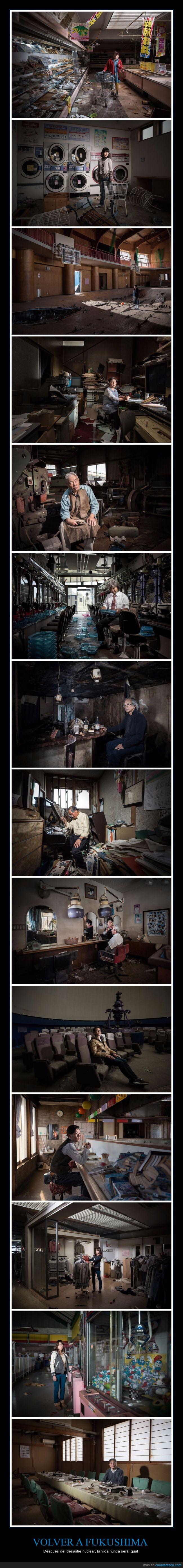 abandonado,accidente,Carlos Ayesta,escape,Fukushima,Guillaume Bression,Japón,nuclear,vida,volver