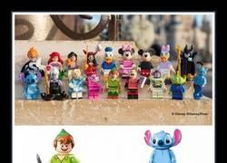 Enlace a NUEVOS LEGO DISNEY
