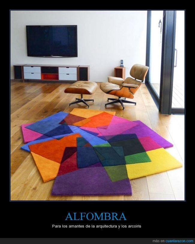 alfombra,arcoiris,arquitectura,genial,wow