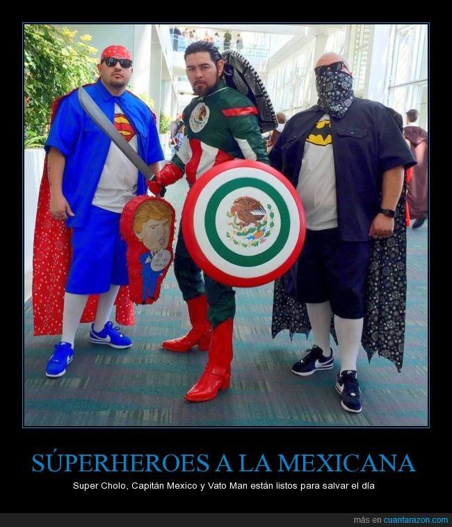 batman,capitan america,genial,la liga de la justicia,mexico,superheroe,superman