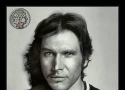 Enlace a Ben Solo (Kylo) + Han Solo = Migraña