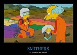 Enlace a Por fin Smithers ha reconocido que...