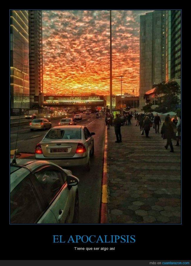 apocalipsis,cielo,infierno,luz,nubes