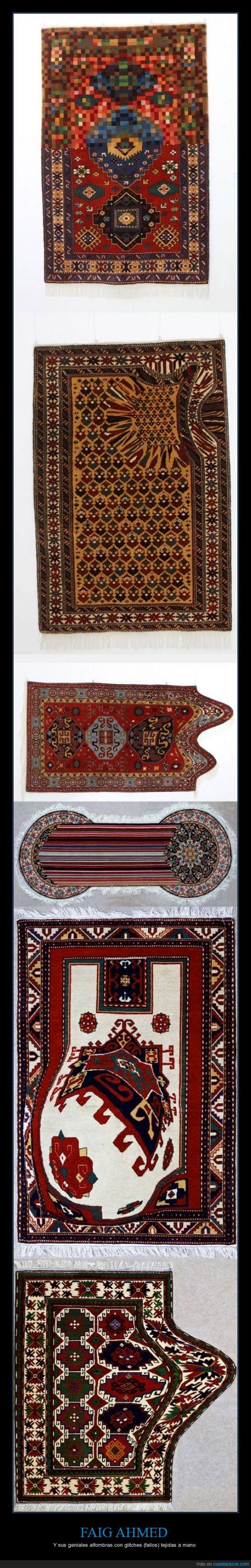 alfombra,error,fallo,genial,glitch,tejer