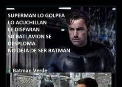 Enlace a ¿Qué os pareció la película de Batman vs. Superman?