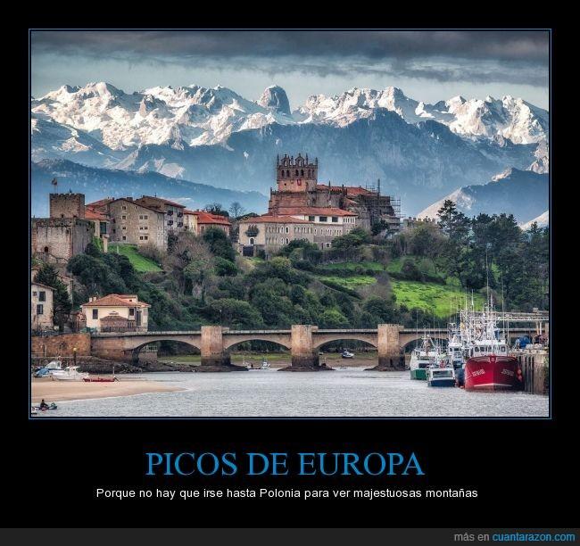 Cantabria,Picos de Europa,San Vicente de la Barquera,Tierruca
