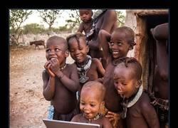 Enlace a Imagínate ver un iPad desde sus ojos