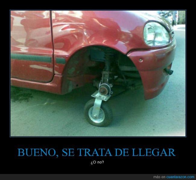arreglar,coche,pequña,pinchazo,refacción,repuesto,rueda