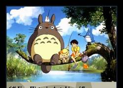 Enlace a Curiosidades entrañables sobre Mi Vecino Totoro