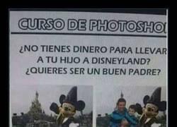 Enlace a No necesitas viajar, necesitas Photoshop