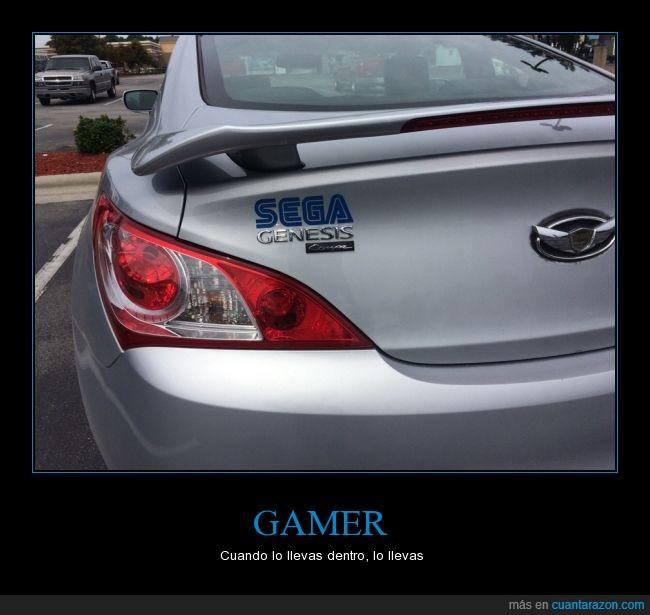 coche,consola,Gamer,Sega Genesis,Tesla