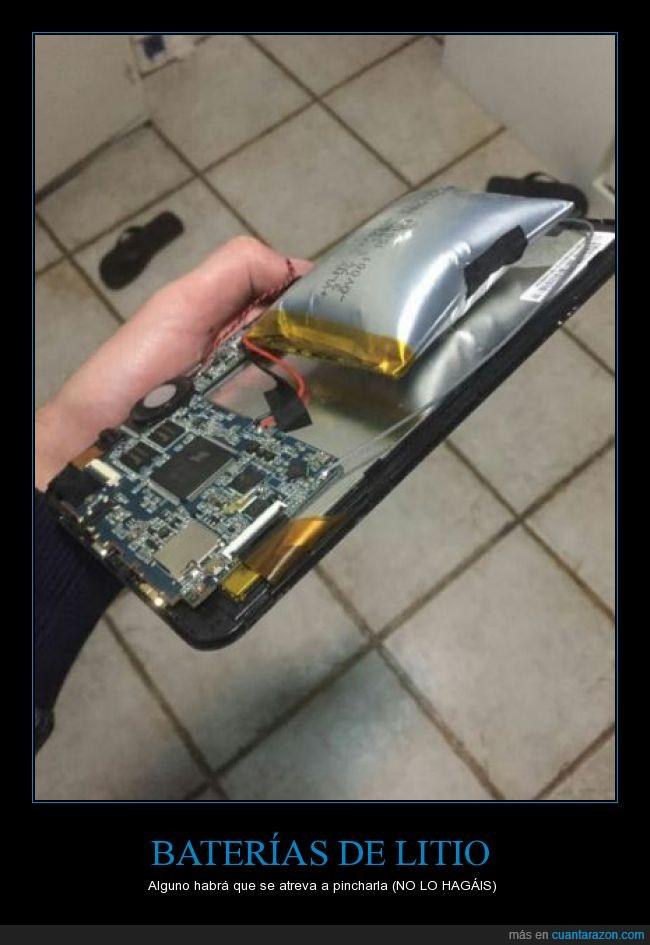 airbag,aire,bateria,litio,móvil,peligro,peligroso,tablet,teléfono