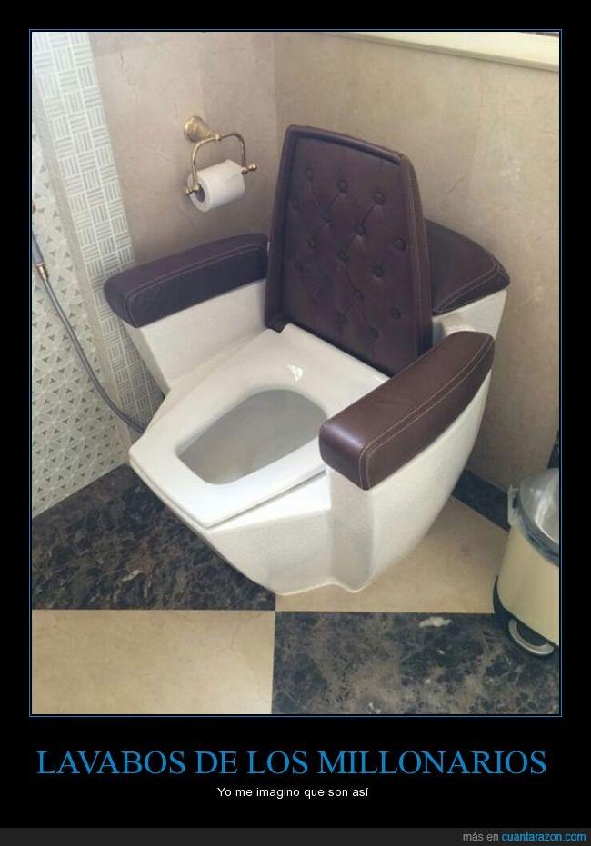 asiento,baño,clase,dinero,estilo,inodoro,lavabo,millonarios,piel,sillon,wc