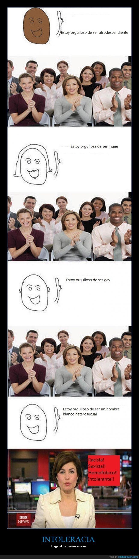Afrodescendiente,gay,hetero,hombre,homofobia,machismo,mujer,racismo