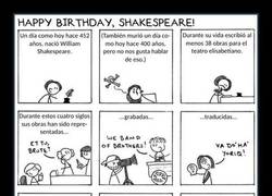 Enlace a Si Shakespeare siguiese vivo...