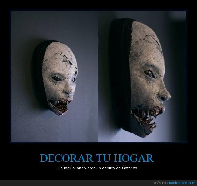 careta,creepypasta,demonio,fantasma,hallowen,mascara,miedo que te cagas,omg,terror