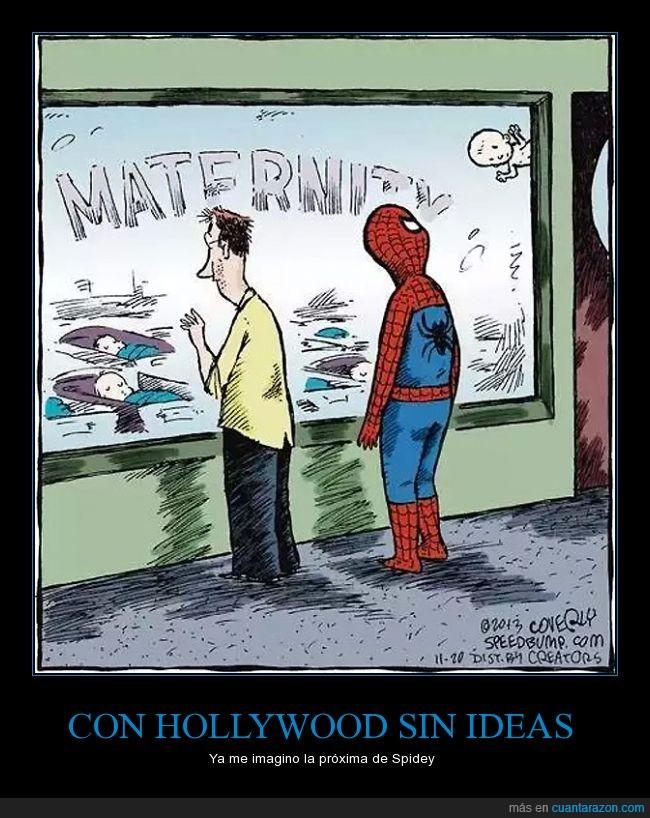 benjamin parker,hijo,hombre araña,nursery,pared,spiderman,spidey