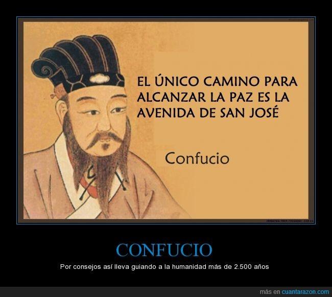 alcanzar,avenida,camino,confucio,dirección,la paz,San José