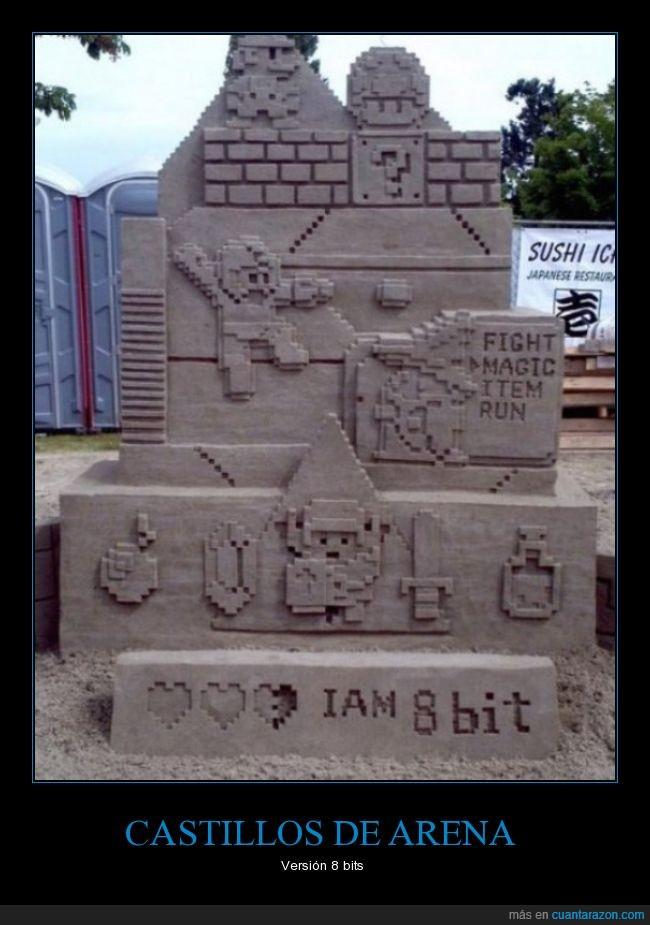 arena,castillo,Mario