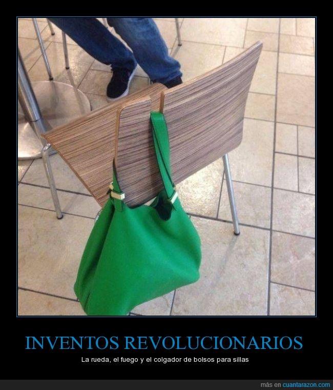 absurder,bolso,inventos,mierder,revolucionar,revolucionaron,silla