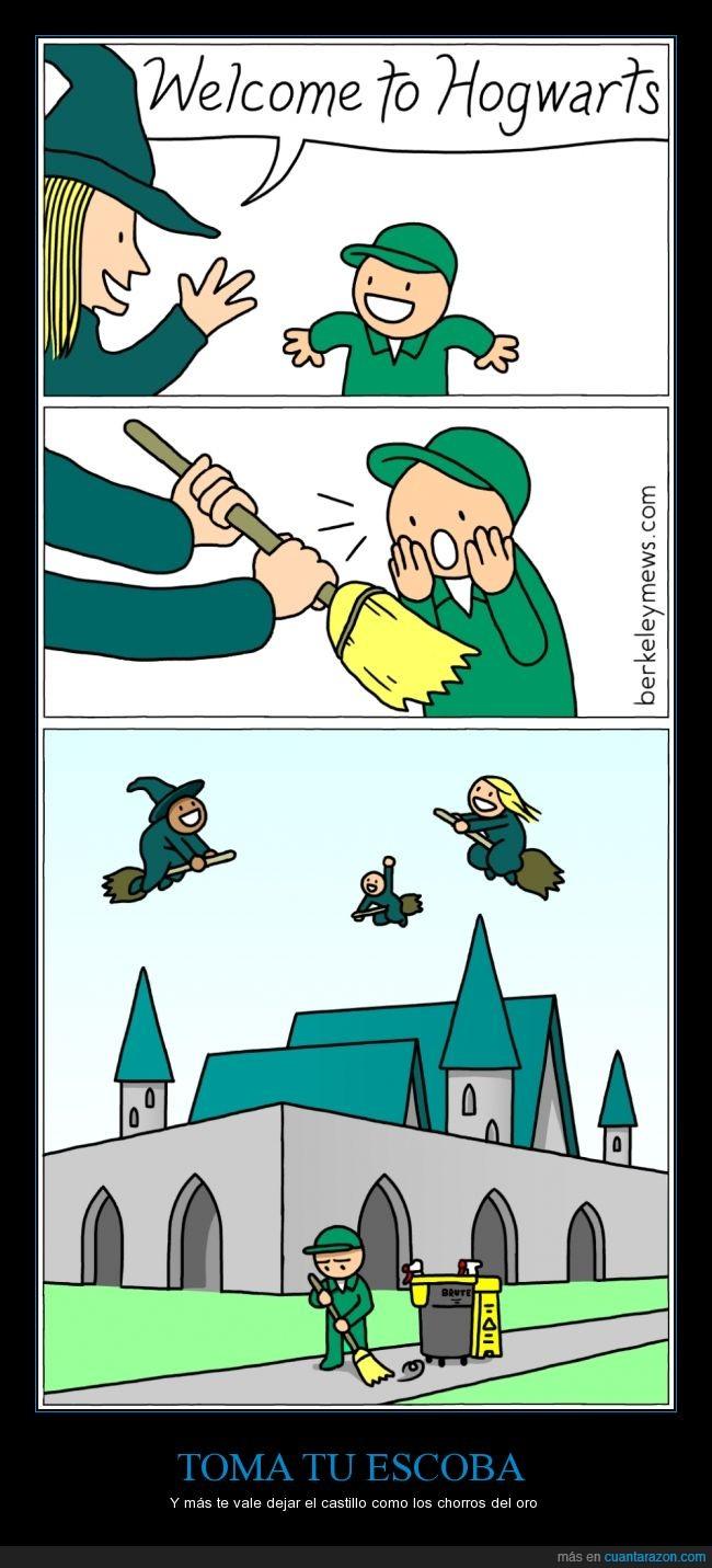 absurder,berkeleymews,hogwarts,humor,lol,mierder,tiras cómicas