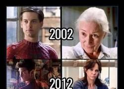 Enlace a Spiderman en el 2020...